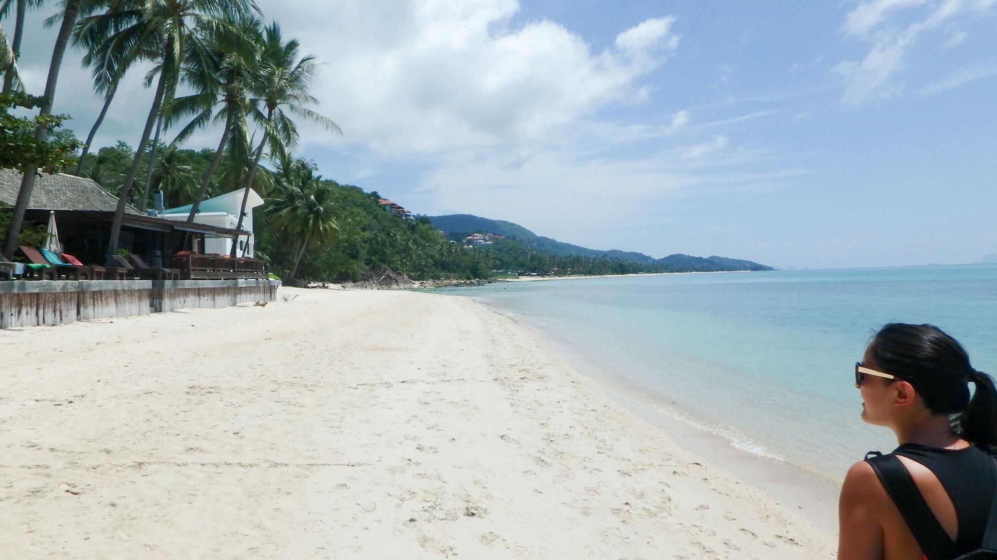 Mae Nam beach 2