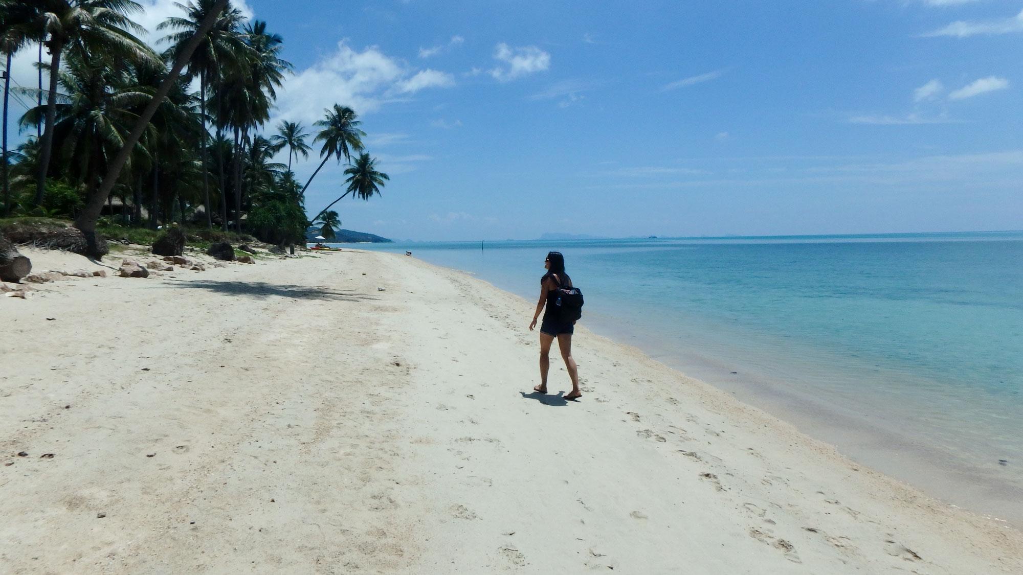 Mae Nam beach 1