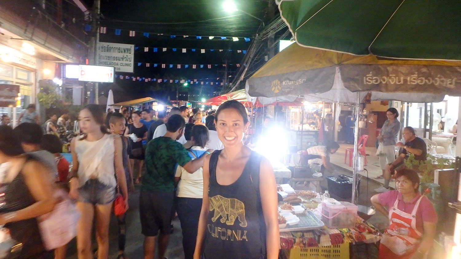 Meghan night market