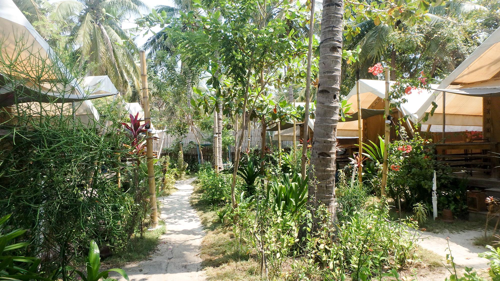 la cocoteraie coconut grove